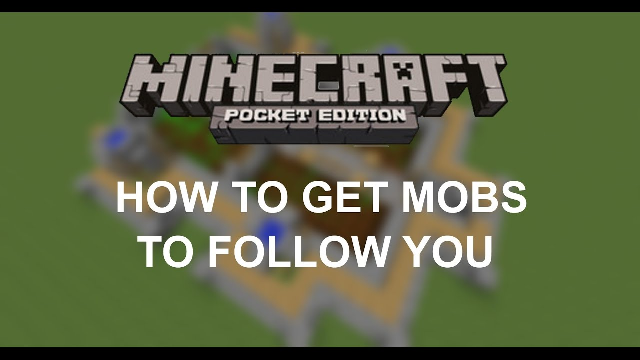 minecraft how to make cows follow