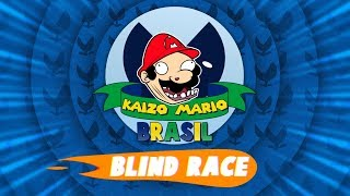 KAIZO MARIO BRASIL - BLIND RACE 3