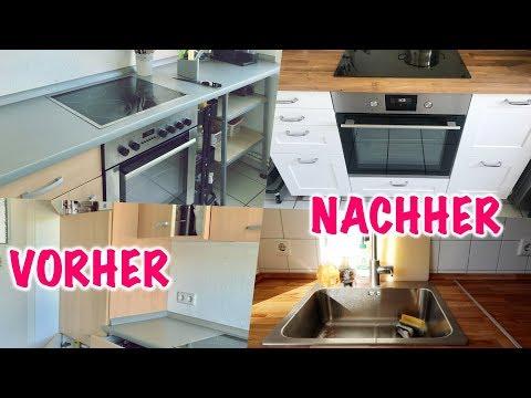Unsere neue KÜCHE! Küchentour unserer selbst aufgebauten Küche I Meggyxoxo