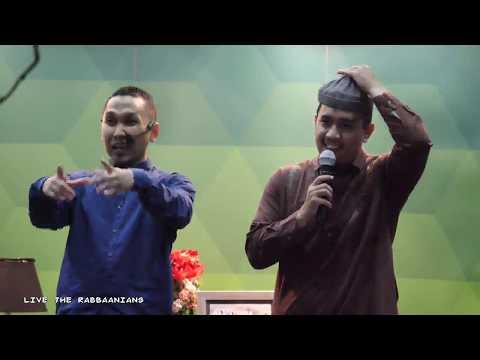 """[LIVE] THE RABBAANIANS _HAADITSATUL IFKI """"PART4"""" - Ustadz Muhammad Nuzul Dzikri"""