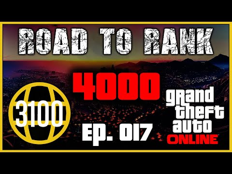 GTA V Online - Road To Rank 4000 | Ep. 017 | Rellikain