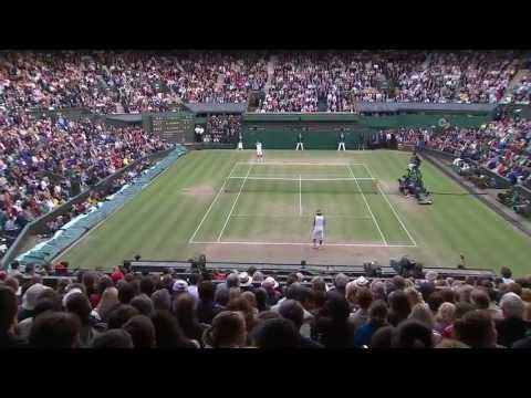 2008 Wimbledon Men's Final Roger Federer vs Rafael Nadal
