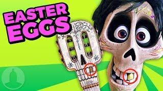 Coco Easter Eggs & References You Missed (Tooned Up S6 E24) | Channel Frederator