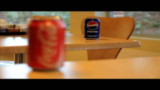 COLA WARS - Coke vs Pepsi (short film)