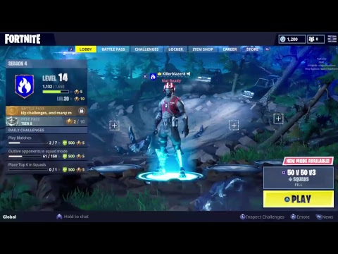 Fortnite crazy game play ?