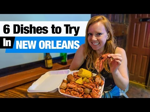 Cajun Creole Food 6 Dishes To Try In New Orleans