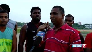 Situations of sports complexes in Cuddalore | News7 Tamil