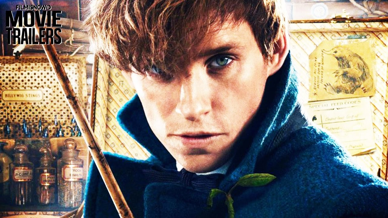Meet the characters from FANTASTIC BEASTS