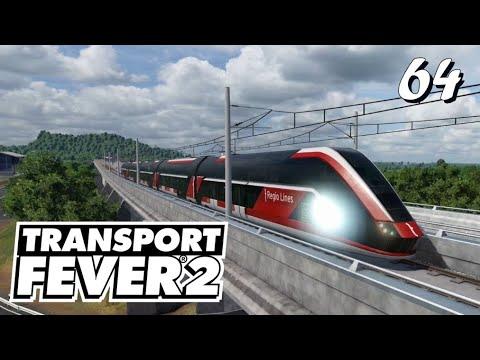 Transport Fever 2 S6/#64: Grosse Hybrid-Mitfahrt & kleine Korrekturen [Lets Play][German][Deutsch]