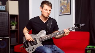 Love Theory by Kirk Franklin - Bass Cover by Nathan Navarro