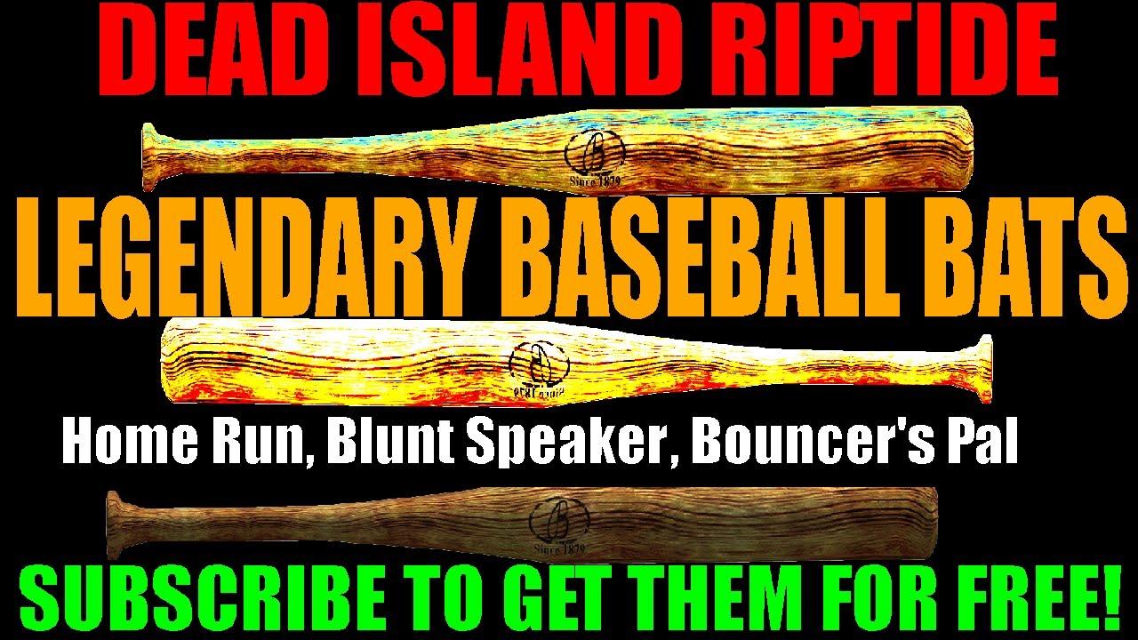 Dead Island Blunt Speaker