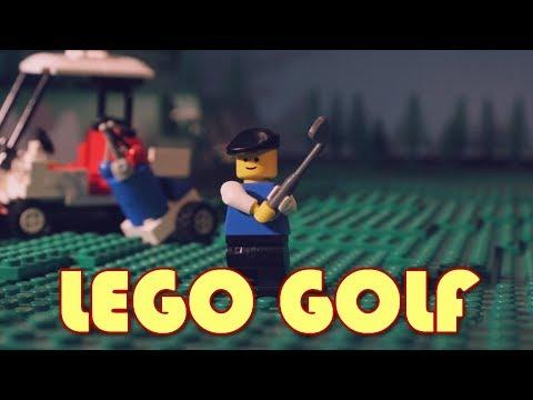 Lego Golf