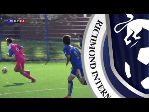 Leicester City Internationals vs RIASA Academy - Match Highlights 20.10.15