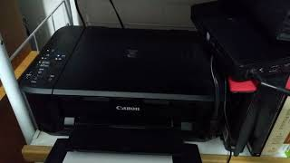 01. How To: Connect To Canon MG 3600 Series Printer Via WiFi