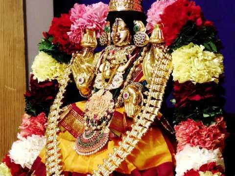 Sound of Divinity (3) - Lakshmi Sthotram (Devendra) & Sri Vijayalakshmi...