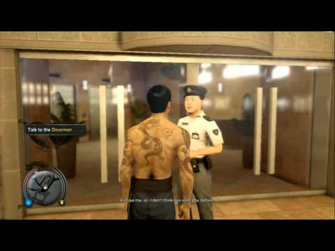 Sleeping Dogs Walkthrough Pt.48  - Celeb SEX Tape!