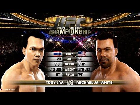 Tony Jaa Vs. Michael Jai White - Ufc Fight Of The Century (xbox One, Ps4) video
