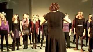 'You've got the Love' performed by Irish World Academy of Music and Dance, UL