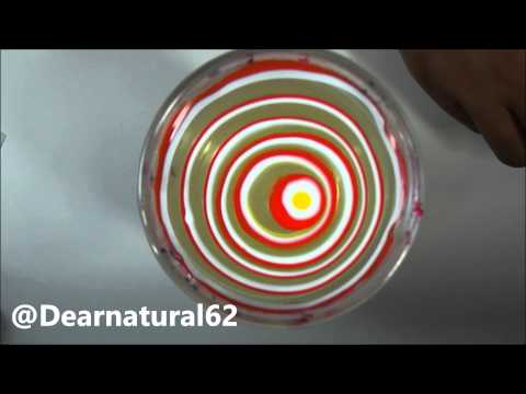 258 #NAILART | #Halloween Water Marble Shout Out