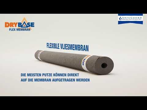 Drybase Flex Membran & Haftspachtel