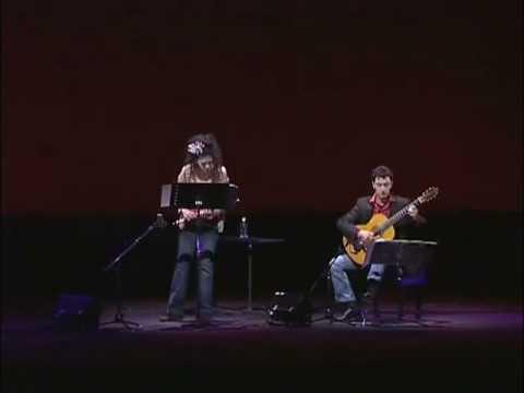 Maximo Diego Pujol : 4.Microcentro (Suite Buenos Aires) - Tomoko Yamano (fl), Gabriele Natilla (gt).
