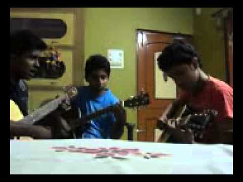acoustic unplugged guitar cover - zara sa from jannat -anuragkrsunny...