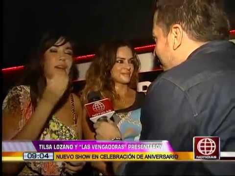 Tilsa Lozano y
