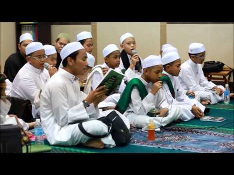 Darul Quran Wal Hadith : [qasidah Ya Hanana] video
