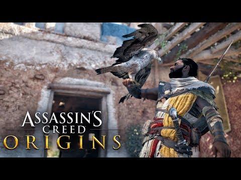 Assassin's Creed Origins - New Features, Combat Gameplay, Abilities & More!
