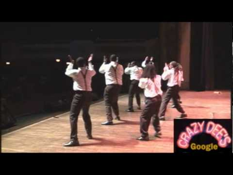 Crazy Dee TV: Ohio Homecoming/Unity Step Show At Public Auditorium Pt. 3: Pure Step! Video