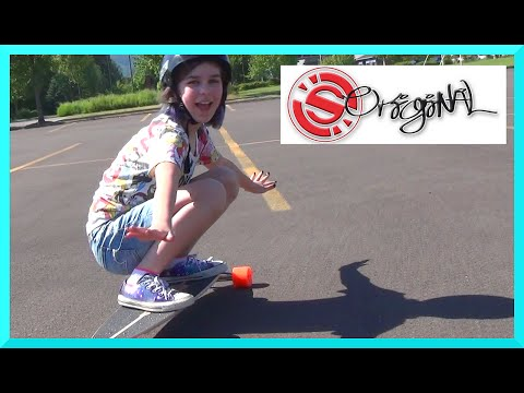 Original Skateboards Cruiser Longboards Review and Ride - Derringer and Pintail