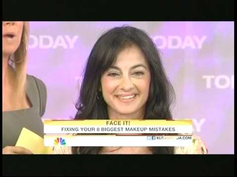 NBC News - The Today Show featuring blinc mascara