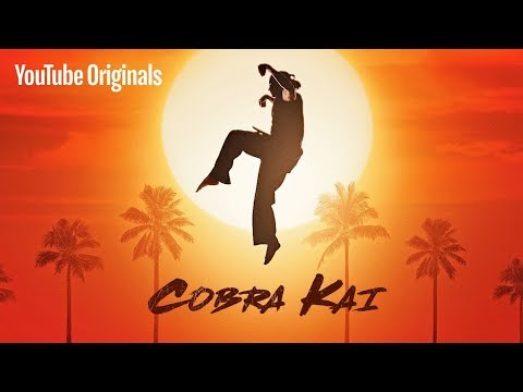 Official Cobra Kai Teaser Trailer - The Karate Kid saga continues