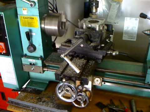 g9729 milling a scooter head