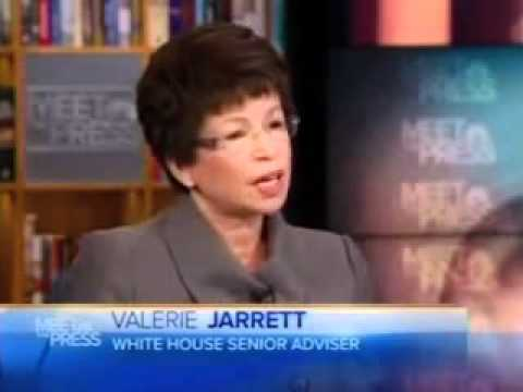 Valerie Jarrett  Obama Knows What's Best For America