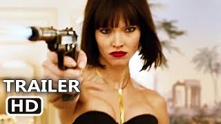 ANNA Official Trailer (2019) Cillian Murphy, Luc Besson Action Movie HD