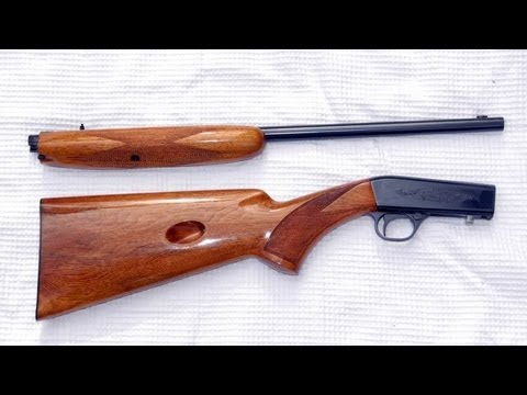 Browning 22 Semi Auto Rifle