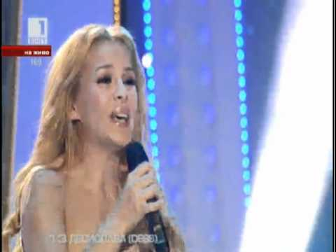 Love is alive LIVE ( Полуфинал EuroVision 2012 )