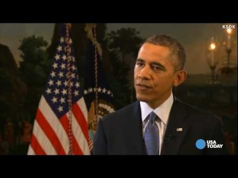 Obama: We're not going to go to war with Russia