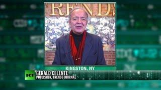 FULL INTERVIEW: Gerald Celente (from 2 December 2015)