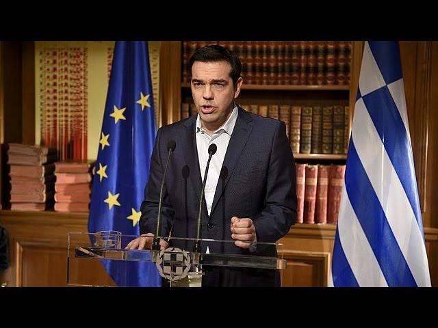 همه پرسی یونان؛ درخواست نخست وزیر و وزیر دارایی به دادن رای منفی