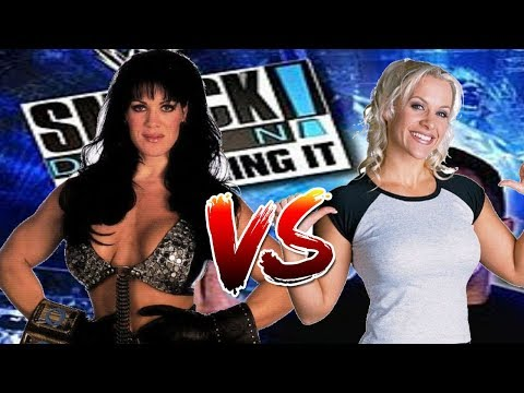 WWF Smackdown Just Bring It Chyna CAW vs Molly Holly thumbnail