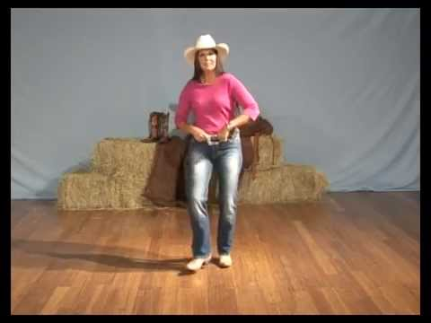 Learn how to line dance - Copperhead Road Line Dance