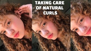 Curly Hair Care Routine + Products | Philippines
