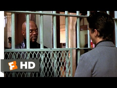 Shaft (8/9) Movie CLIP - Thrown In Jail (2000) HD