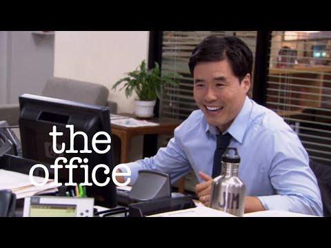 Asian Jim // Jim vs Dwight // The Office US