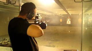 Ice T Semi Auto POF at range