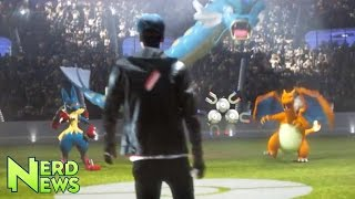 Pokemon Super Bowl Commercial  - Really Cool Or Super Dangerous?