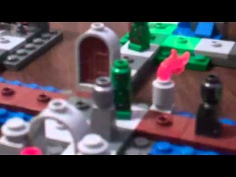 Lego Heroica Fortaan part one review/gameplay