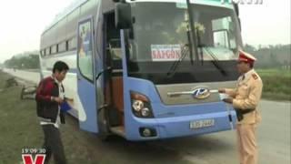 Xe dù hoạt động công khai trên quốc lộ 1A Thanh Hóa - Việt Nam